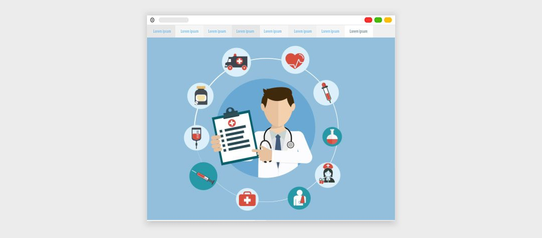 Sistema Web Hospitalar